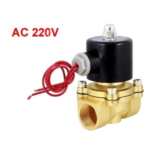 Van điện từ sử dụng điện áp 220v